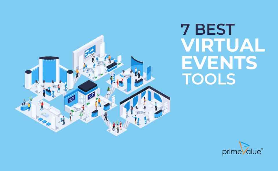 7 Best virtual events tools