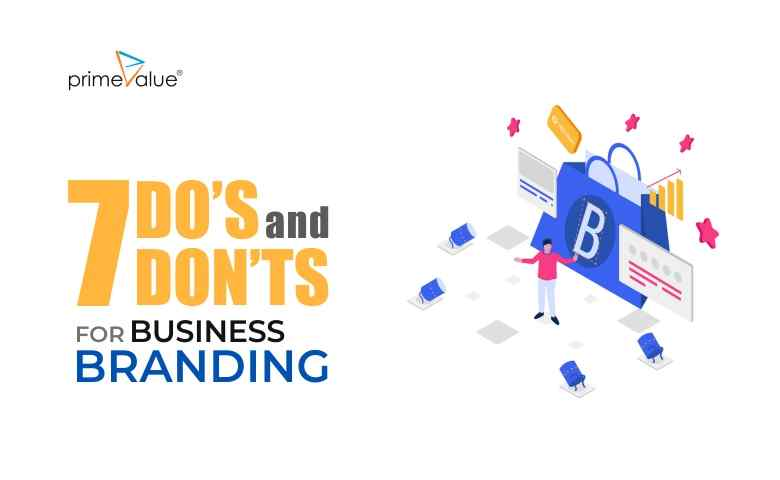 7 do's and don'ts for business branding