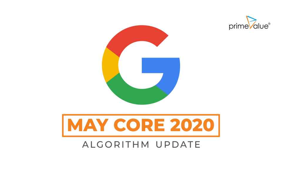 Google May 2020 Core Algorithm