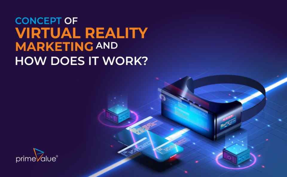 Concept of Virtual Reality Marketing and How does it work?