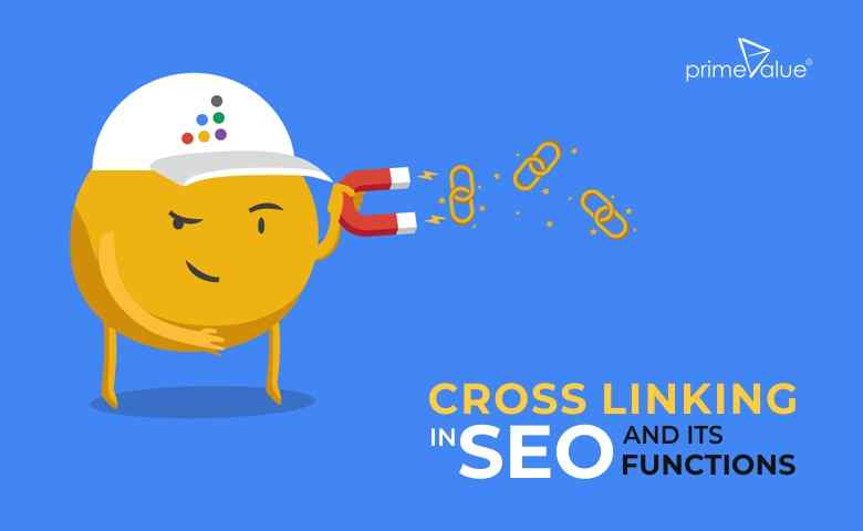 What is Cross Linking in SEO? What are its functions?